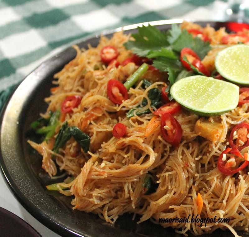 Mori's Kitchen: Mee Siam Goreng