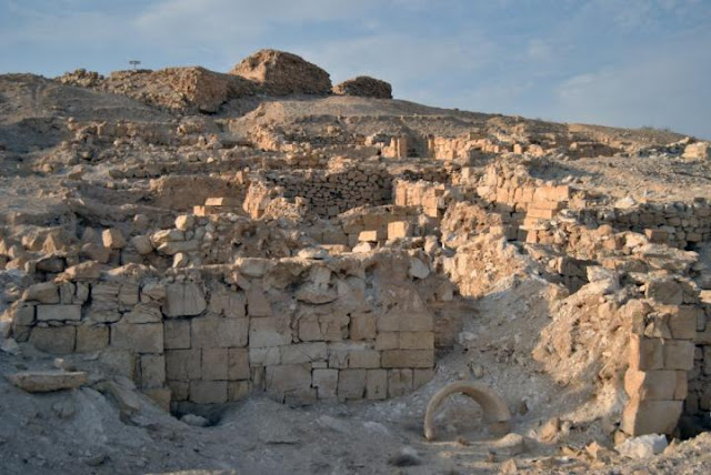 Trash heaps in Israel reveal agricultural shifts during Roman Imperial Period