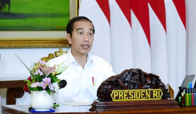 """Jokowi Ditentang PBNU Gara-Gara Turunkan TNI/Polri Tertibkan PSBB, """"Anda Buka Luka Lama"""""""