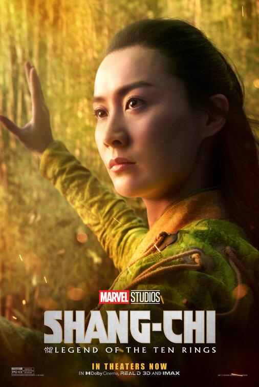 Shang-Chi Li movie poster