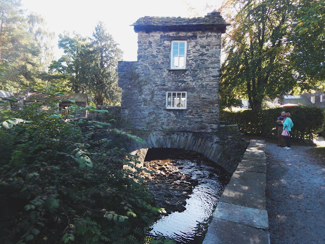 Bridge House, Ambleside, Lake District, Cumbria