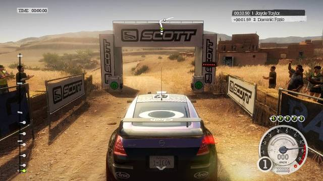 Download Dirt 2 PC Games Gameplay