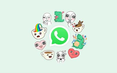 Cara Membuat Stiker Pribadi yang Simple dan Mudah di WhatsApp 2019