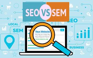 Apa Perbedaan SEO dan SEM? Penjelasannya Dalam Digital Marketing
