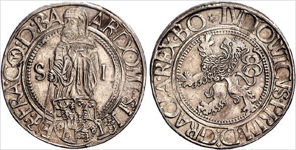 Происхождение доллара иоахимсталеры