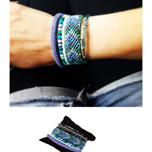 bracelet tendance femme été 2016