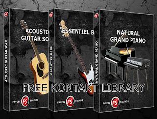 Free Kontakt Libraries, instrument, Music Production, sound,