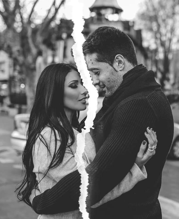 Simaria separou do marido depois de 14 anos de casamento