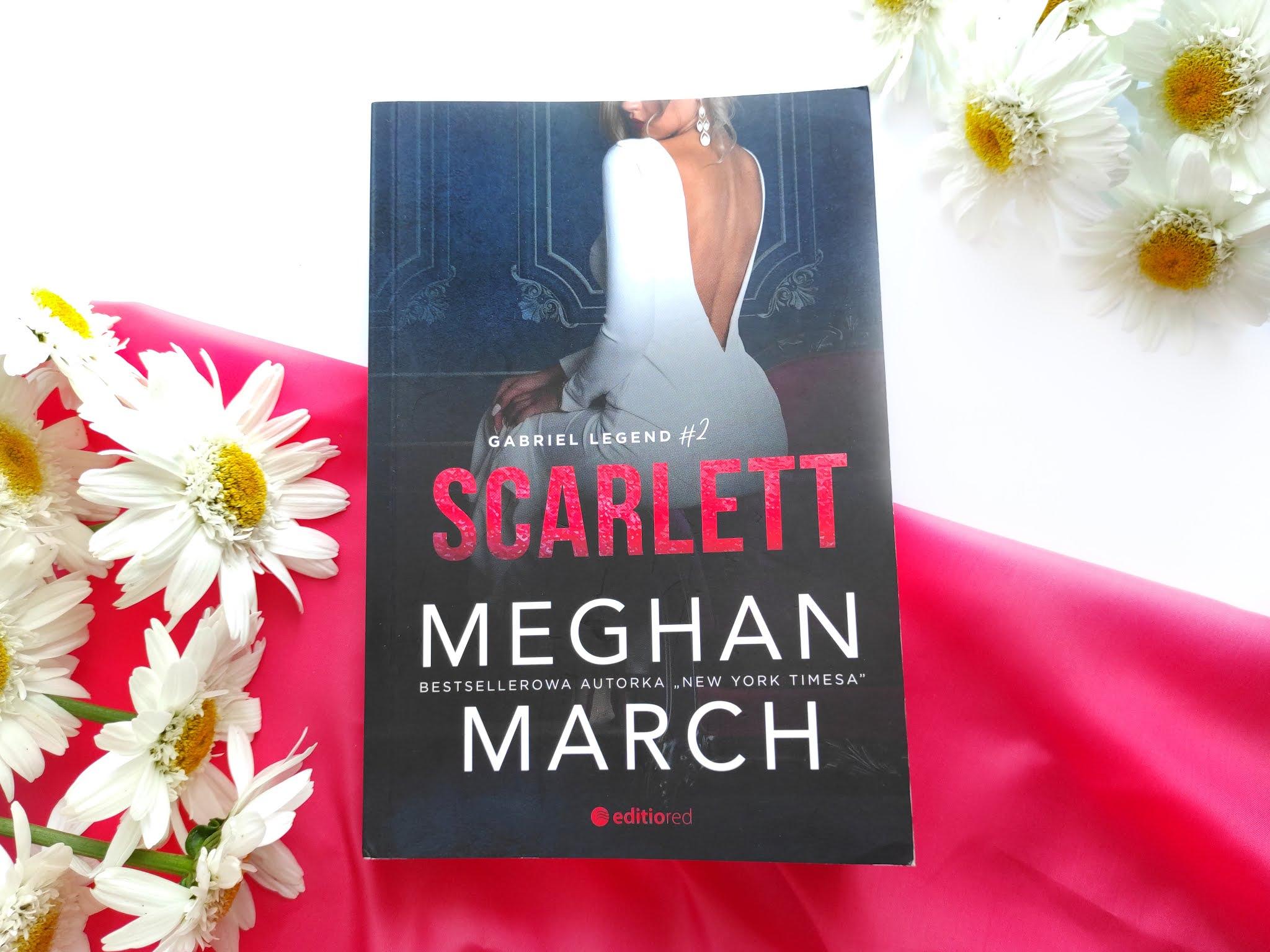 Książka Scarlett opinie