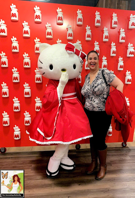 Cost Plus World Market Hello Kitty Pop Up Shop, Hello Kitty Influencer Event, #WorldMarketxHelloKitty