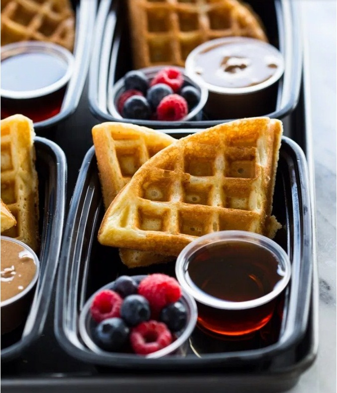 Recipe: Meal Prep Protein Waffles