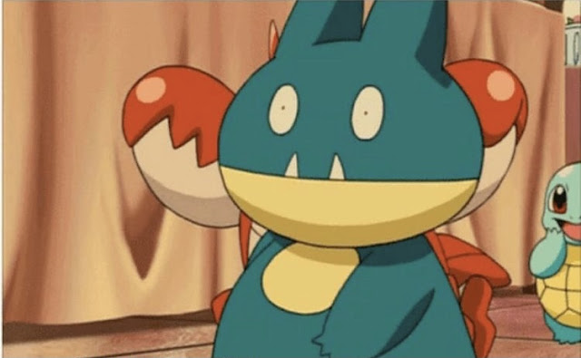 Slowest Pokemon characters