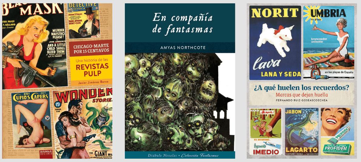 Diábolo Ediciones: Novedades de Septiembre de 2020