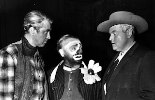 Orson Welles, James Stewart, and James Cagney