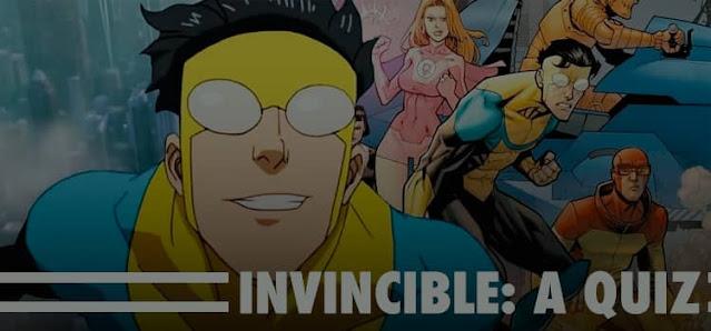 Invincible A Quiz Answers 100% Score