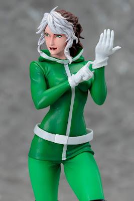 Rogue per la serie ARTfx della Kotobukiya