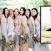 Siargao Wedding Goes Viral, Features Eco-Friendly Ideas Using Dried Leaves And Biodegradable Materials