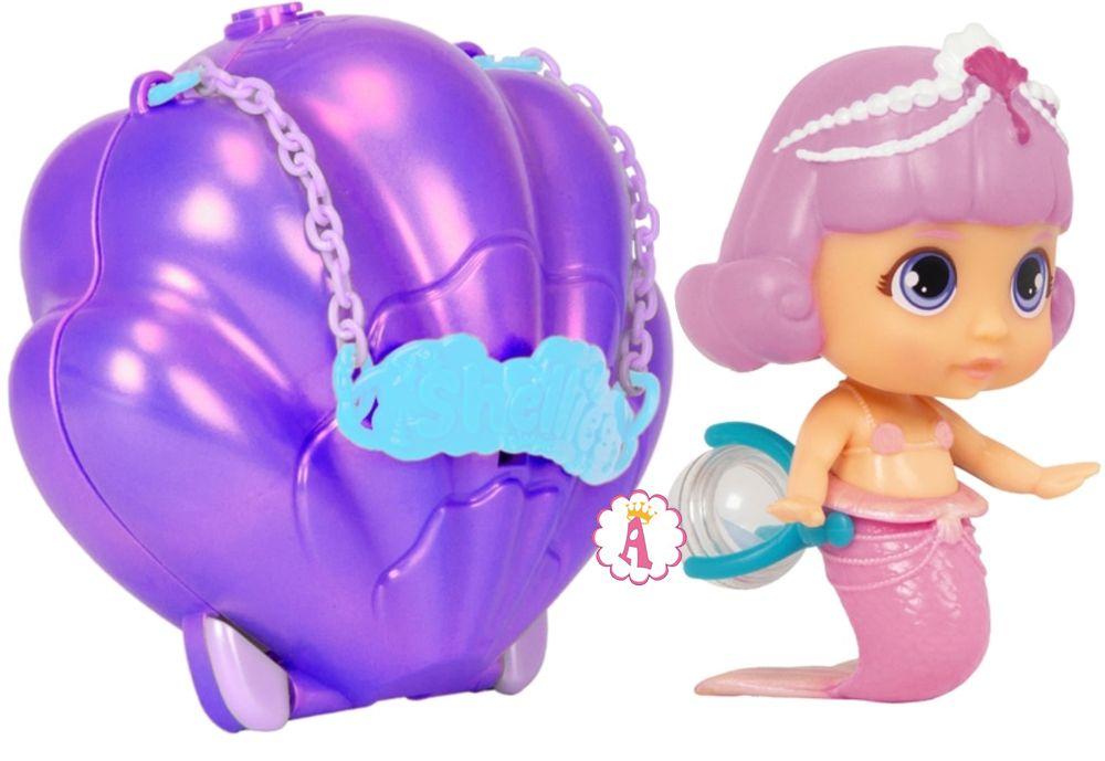 Bloopies Shellies ракушка с русалочкой новые игрушки для девочек 2020 года