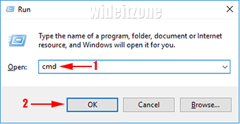 using command prompt to find computer name