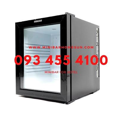 Tủ mát minibar Homesun dành cho khách sạn