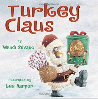 Turkey Claus is the perfect book to read after Thanksgiving!