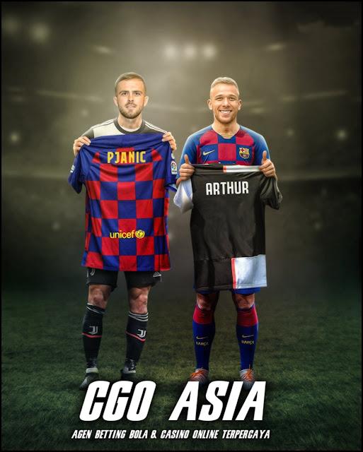 Konflik antara Barcelona dengan Arthur - Rumahsport.com