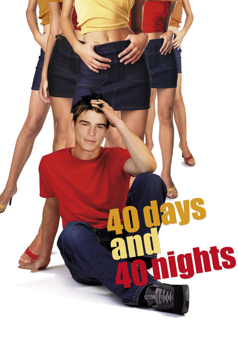 40 Days and 40 Nights 2002 Hindi Dubbed 720p HDRip 800MB