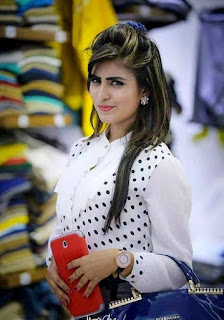 Anika Kabir Shokh Cute Photo