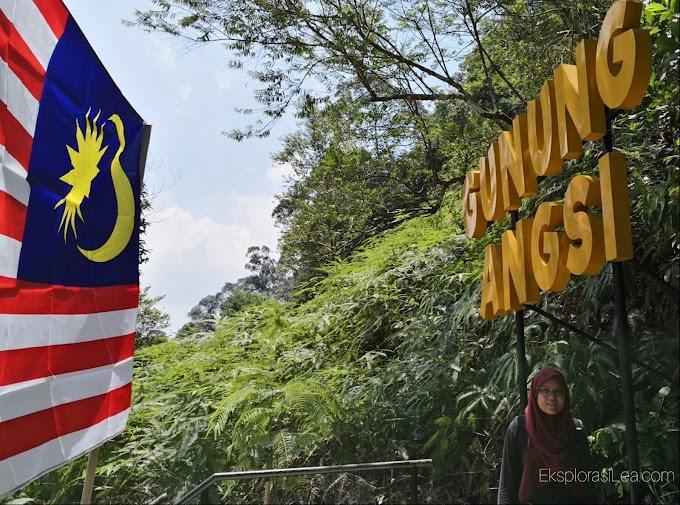 Pengalaman Pendakian Gunung Angsi Kuala Pilah
