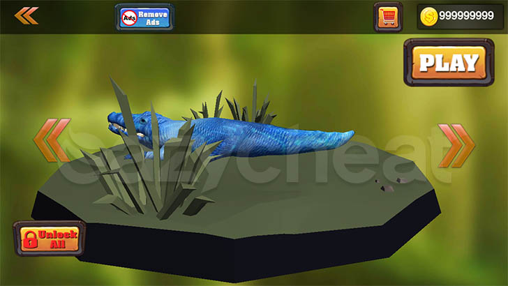 Angry Crocodile Family Simulator: Crocodile Attack 1.0 Unlimited Coins