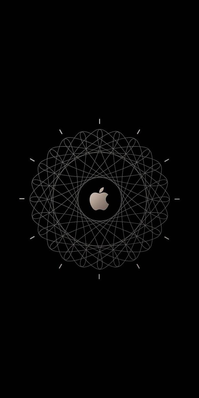 Plano de Fundo Preto MAC para Celular