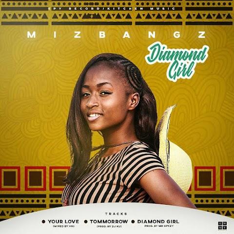 DOWNLOAD FULL EP: DIAMOND GIRL - MIZBANQS