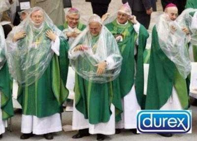 heilige Kondome lustige