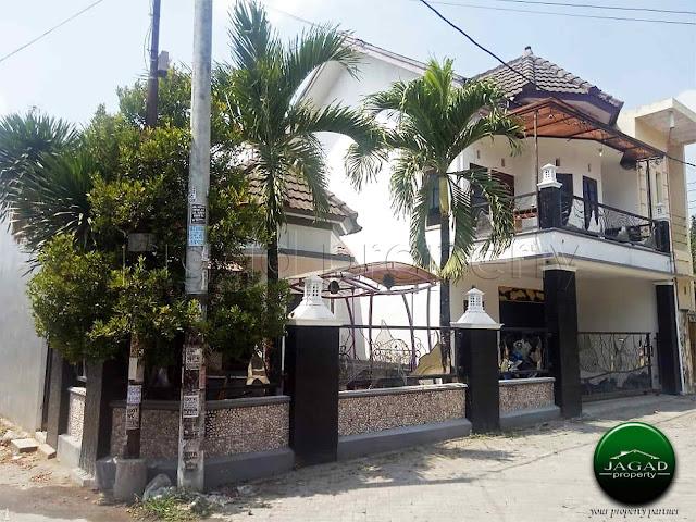 Rumah dalam Ringroad dekat Kampus PGRI