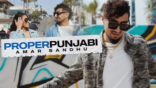 Proper Punjabi Lyrics - Amar Sandhu