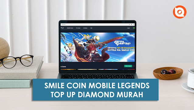 smile coin mobile legends dan cara top up diamond murah di smile one