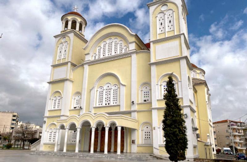 Αλεξανδρούπολη: Πανήγυρις Ιερού Ναού Μεταμορφώσεως του Σωτήρος