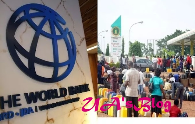 Nigeria's Fuel Subsidy Not Helping The Poor — World Bank