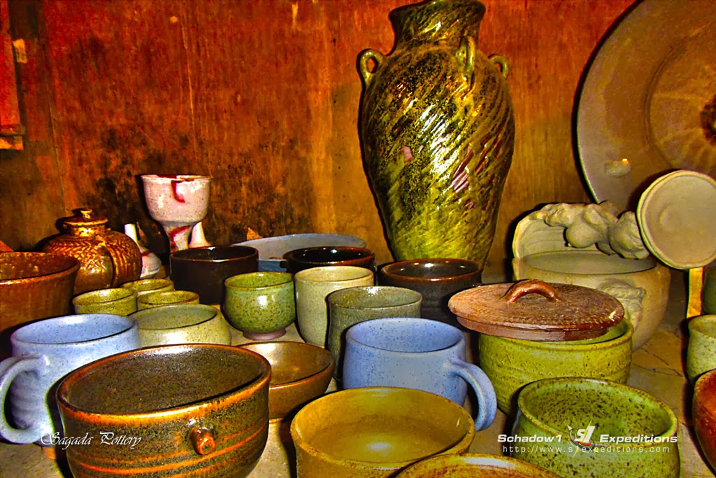 Sagada Pottery  emotions and artistry from the hand to