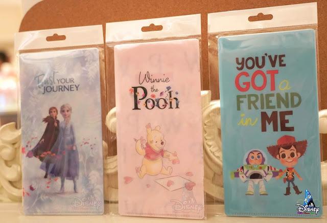 Disney, HKDL, Hong Kong Disneyland, Face Masks, 香港迪士尼 推出 魔雪奇緣、小熊維尼 及 反斗奇兵口罩收納套