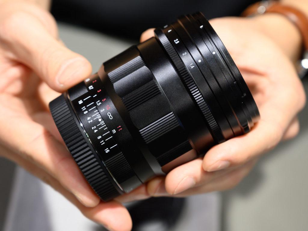 Voigtlander Nokton 21mm f/1.4 FE