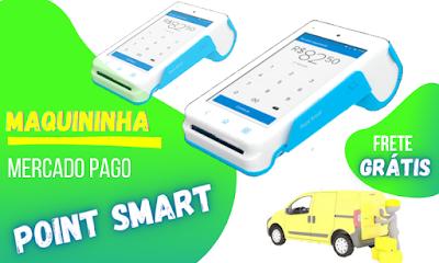 MERCADO PAGO: Maquininha Point Smart Vale a Pena? Quais as taxas do Mercado Pago?