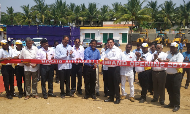 SHRIRAM AUTOMALL INAUGURATED ITS 68TH AUTOMALL FACILITY IN HOSUR