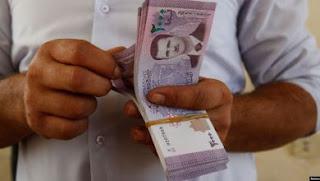 سعر صرف الليرة السورية أمام العملات الرئيسية الاثنين 6/1/2020