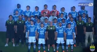 Persib Bandung Resmi Lepas 4 Pemain di Putaran Kedua Liga 1 2018