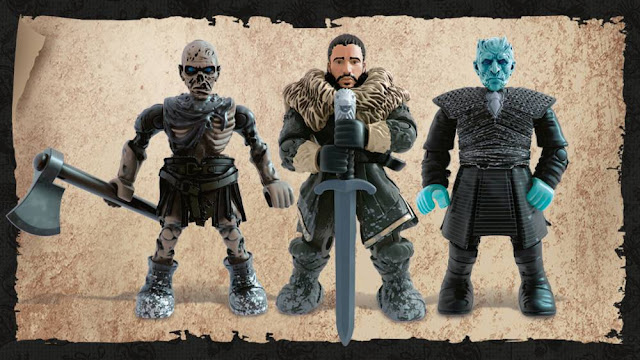 Game of Thronse: Battle Beyond the Wall (figure)