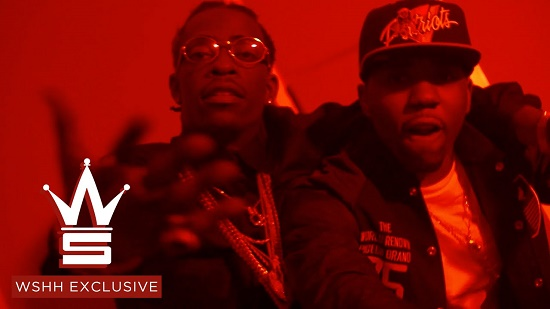 YFN Lucci - Exactly How It Was (Feat. Rich Homie Quan) [Vídeo]
