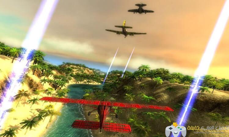 تحميل لعبة سباق الطائرات Sky Runners للكمبيوتر