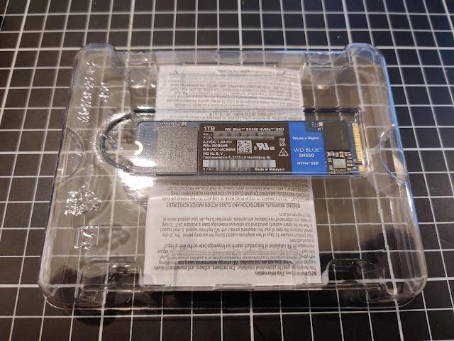 WD SN500 1TB