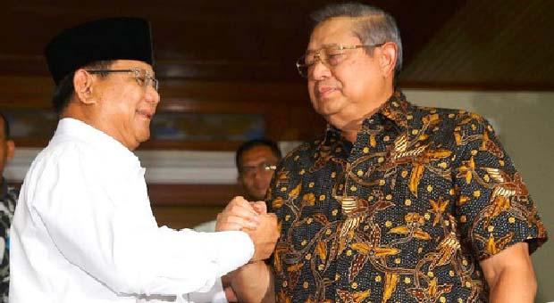 SBY Sengaja Pasangan Jebakan Batman Untuk Prabowo?